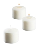 10 Hour Votive Candle Creme