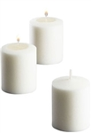 15 HR Votive Creme Candle