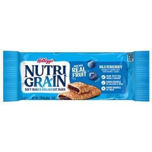 Nutrigrain Blueberry Cereal Bar - 1.55 oz.