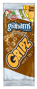 Keebler Gripz Graham Chocolate Chip - 0.95 oz.