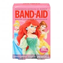 Bandaid Disney Princesses Bandages Pack