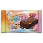 Individually Wrapped Rainbow Brownie - 2 oz.