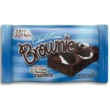 Individually Wrapped Cookies and Creme Brownie - 2 oz.
