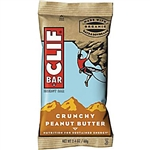 Clif Crunchy Peanut Butter Snack Bar - 2.4 oz.
