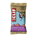 Clif Chocolate Chip Peanut Crunch Snack Bar - 2.4 oz.