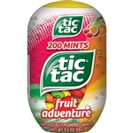 Tic Tac T200 Fruit Adventure Bottlepack - 3.4 oz.