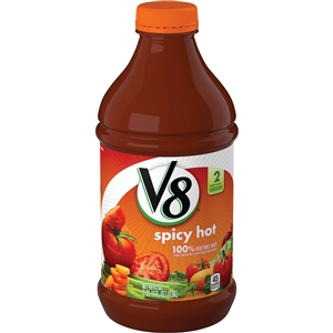 V8 Spicy Hot Vegetable Juice - 46 Fl. Oz.