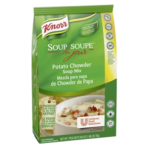 DU Jour Potato Chowder Soup - 26.6 oz.