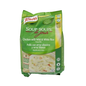 DU Jour Chicken Soup With Wild Rice - 30.2 oz.