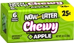 Now and Later Soft Apple Changemaker Candy - 0.93 Oz.