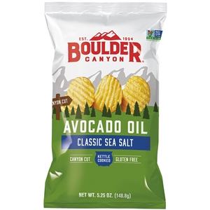 Boulder Canyon Cut Totally Natural Cut Avocado - 5.25 Oz.