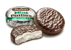 Pearsons Bagged Mint Pattie - 12 oz.