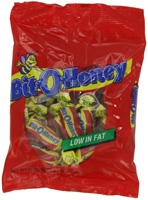 Bit-O-Honey Peg Bag Candy - 4.2 Oz.