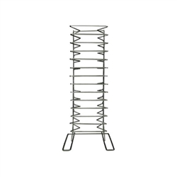 Assembled Pizza Tray Rack
