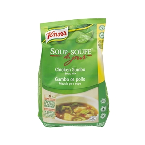 Knorr Soup Du Jour Chicken Gumbo - 16.9 Oz.