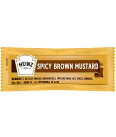 Spicy Mustard Brown - 9 Grm.