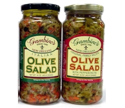 Italian Olive Salad - 1 Gallon