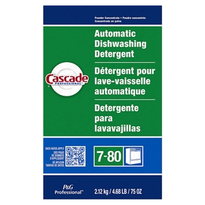 Cascade Professional Powder Fresh Scent - 75 Oz.