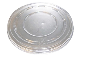 Clear 8 To 12 oz. Hot and Cold Bowl Lid