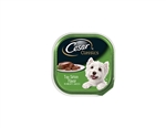 Cesar Canine Cuisine Dog Food Top Sirloin Flavor In Sauce - 3.5 Oz.