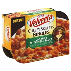 Velveeta Cheesy Skillets Dinner Liquid Lasagna - 9 Oz.