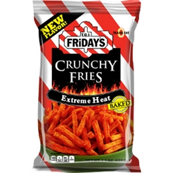 T.G.I. Fridays Extreme Heat Hot Fries - 2.5 oz.