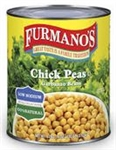 Low Sodium All Natural Extra Fancy Chick Peas