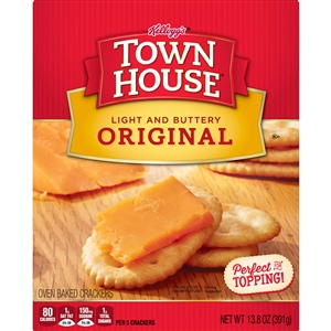 Original Town House Crackers - 13.8 Oz.