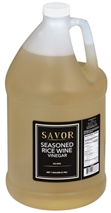 Seasoned Rice Wine Vinegar 4.5 Percent - 1 Gal.