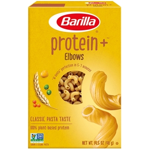 Barilla Protein Plus Elbows - 14.5 Oz.