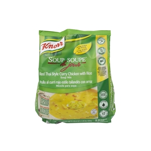 Soup Du Jour Thai Chicken Curry Soup Mix - 20.6 oz.