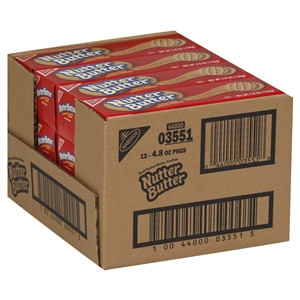 Nutterbutter Cookie Convenience Pack - 4.8 Oz.