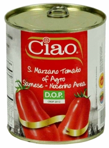 San Marzano Peeled Tomatoes - 28 oz.