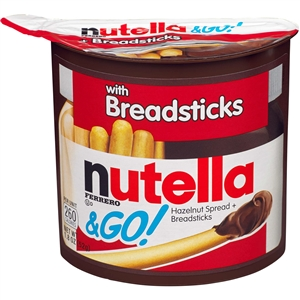 Nutella and Go Tray - 1.8 Oz.