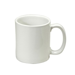 Mug Coffee Handle Bright White - 11 Oz.
