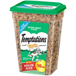 Temptations Tasty Chicken Value Pack - 16 oz.