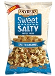 Sweet and Salty Salted Caramel Seasoned Pieces - 3 Oz.