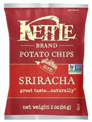 Kettle Sriracha Potato Chips - 2 oz.
