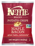 Kettle Maple Bacon Potato Chips - 2 oz.