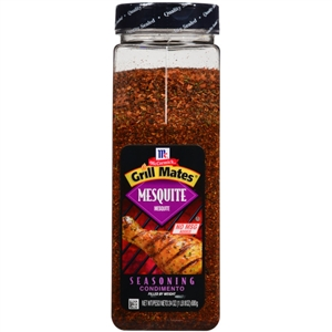 Grill Mates Mesquite Seasoning - 24 Oz.