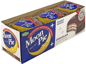 Moonpies Chocolate Double Decker - 2.75 Oz.