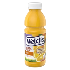 Pet Bottles 100 Percentage Orange Juice - 16 Fl. Oz.