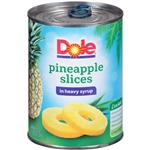 Pineapple Sliced In Syrup - 20 Oz.