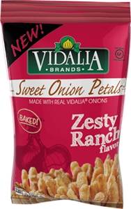 Vidalia Zesty Ranch Onion Petals - 2.25 Oz.