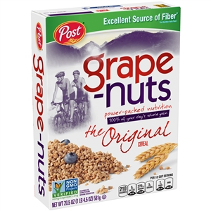 Grape Nuts - 20.5 Oz.