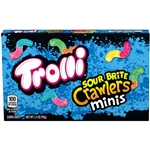 Trolli Sour Brite Crawlers Candy Theater Box - 3.5 oz.
