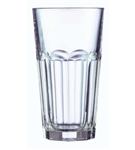 Gotham Fully Tempered Cooler Glass - 16 oz.