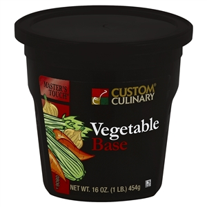 Vegetable Base No Added Msg - 1 Pound