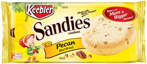 Keebler Cookie Pecan Sandies - 11.3 oz.