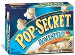 Pop Secret Homestyle Popcorn - 9.6 Oz.